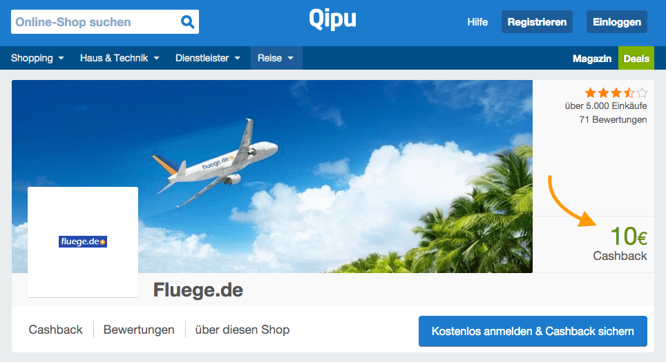Cashback-Reisen-Hotels-Fluege-Blog-Passport-Diary-CB-Affiliate-Marketing-Qipu
