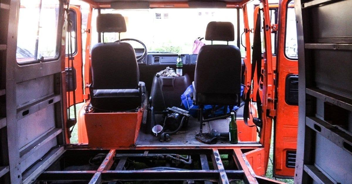 My Vanlife 1 Wohnmobil Ausbau Wie Alles Begann