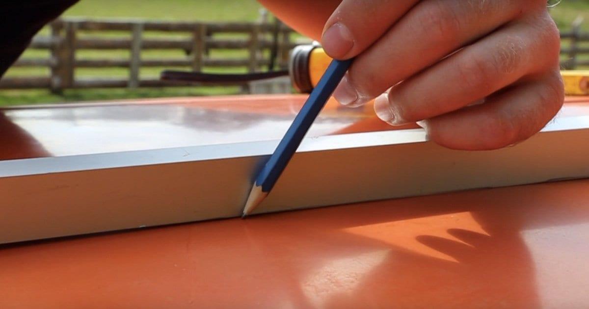 Panorama dachfenster wohnmobil  ANLEITUNG: WIE BAUE ICH EINE DACHLUKE IN MEIN WOHNMOBIL