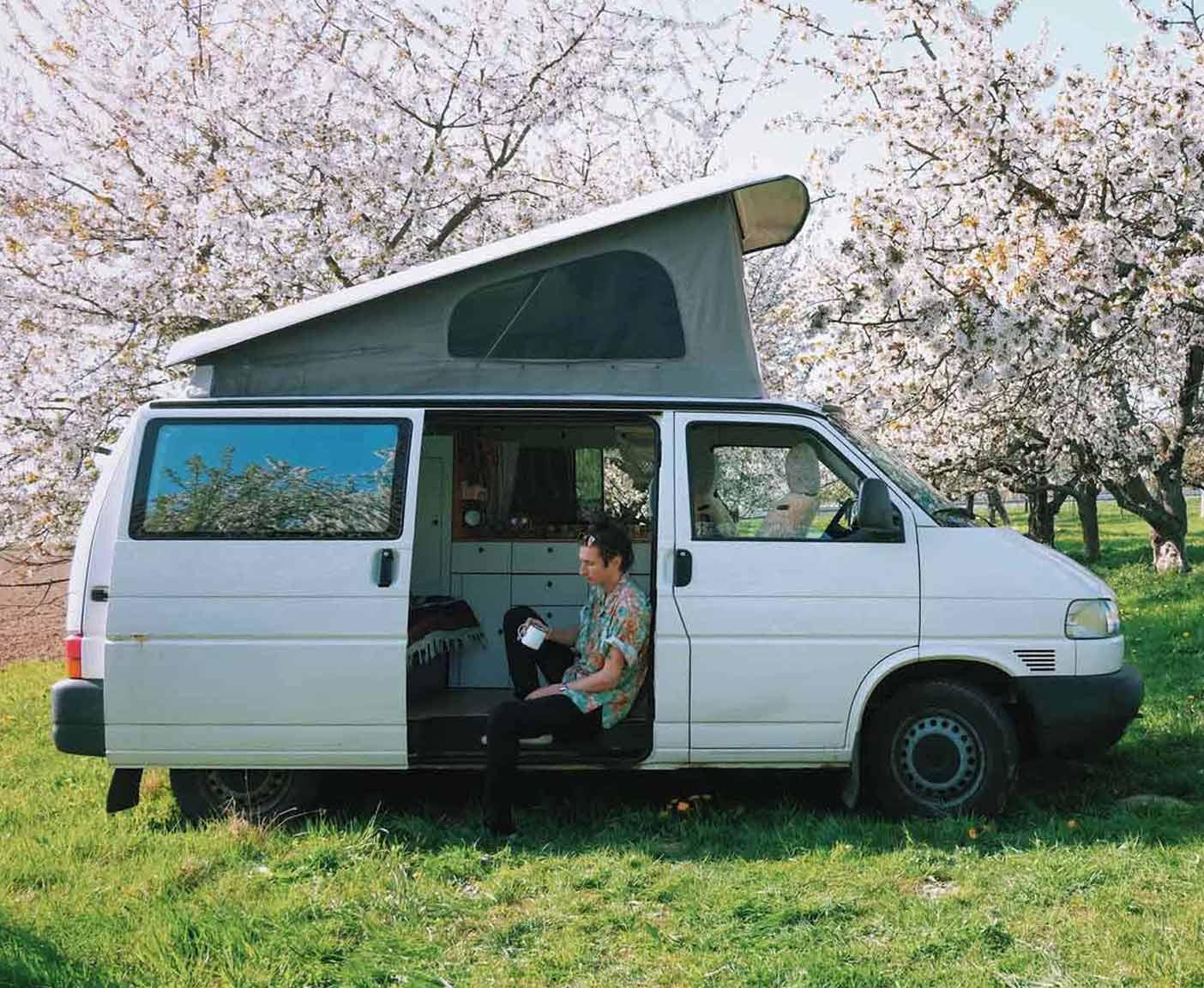 Volkswagen Camper Van >> VW T4 Camper Ausbau – Der Erfahrungsbericht von PinePins