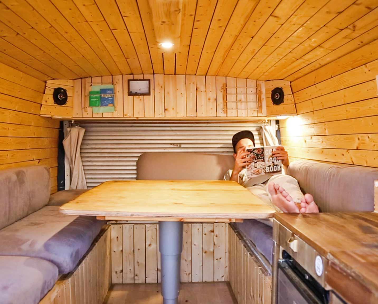 Wohnmobil Ausbau Die 31 Besten Camper Ausbauten