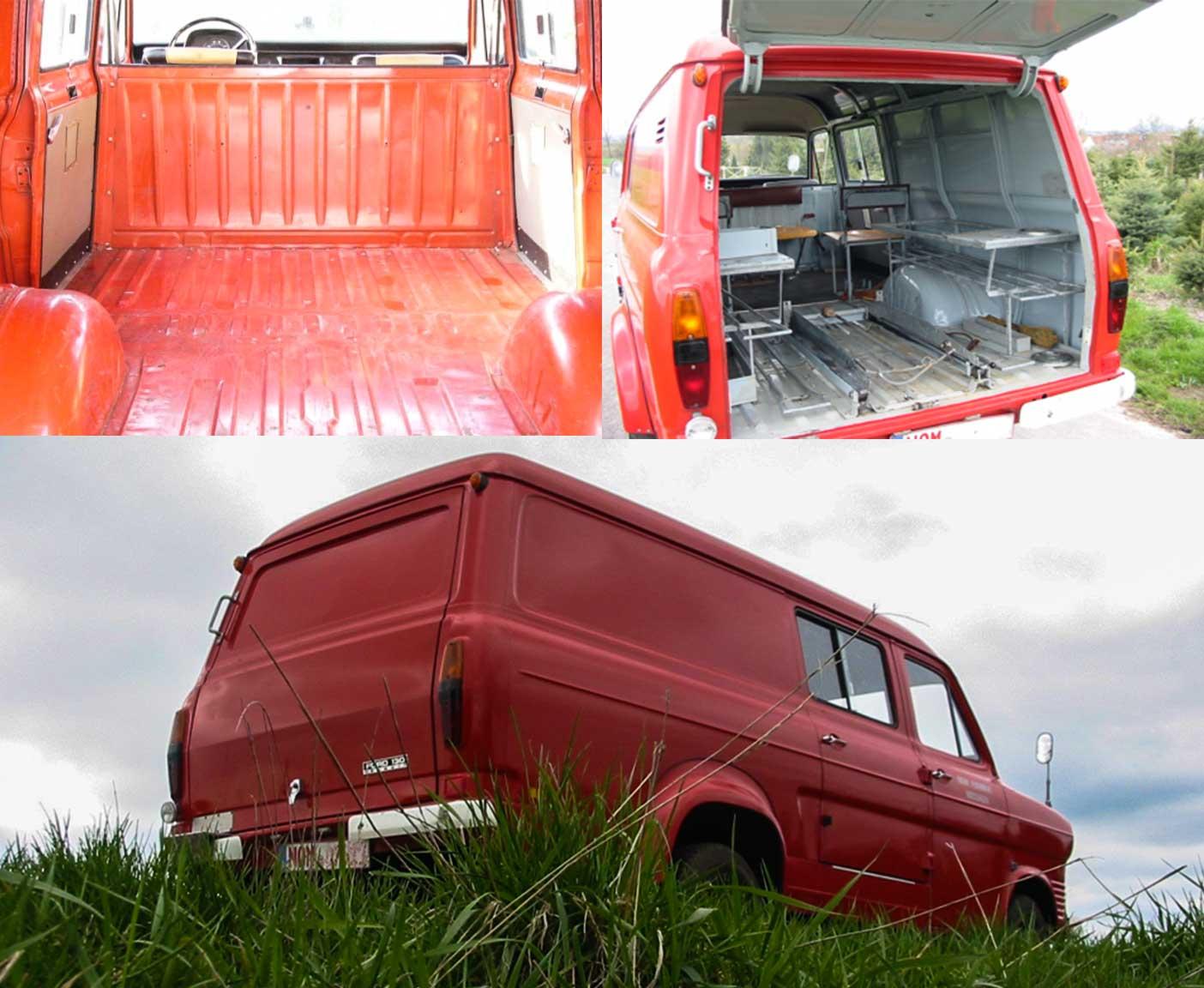 ford transit mk1 als camper oldtimer wohnmobil im. Black Bedroom Furniture Sets. Home Design Ideas