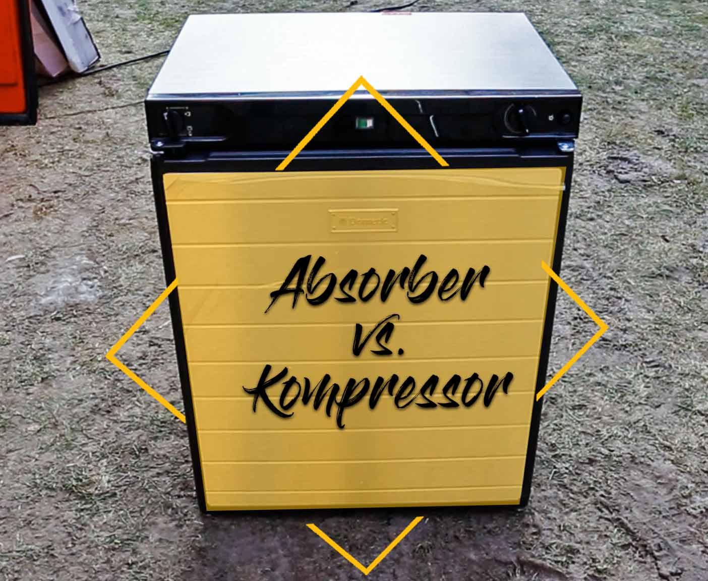 Auto Kühlschränke Test : Kompressor oder absorber? 12v camping kühlschrank im test.