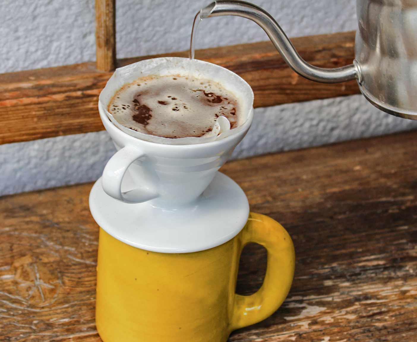 camping kaffeemaschine ohne strom kaffee auf 4 r dern. Black Bedroom Furniture Sets. Home Design Ideas