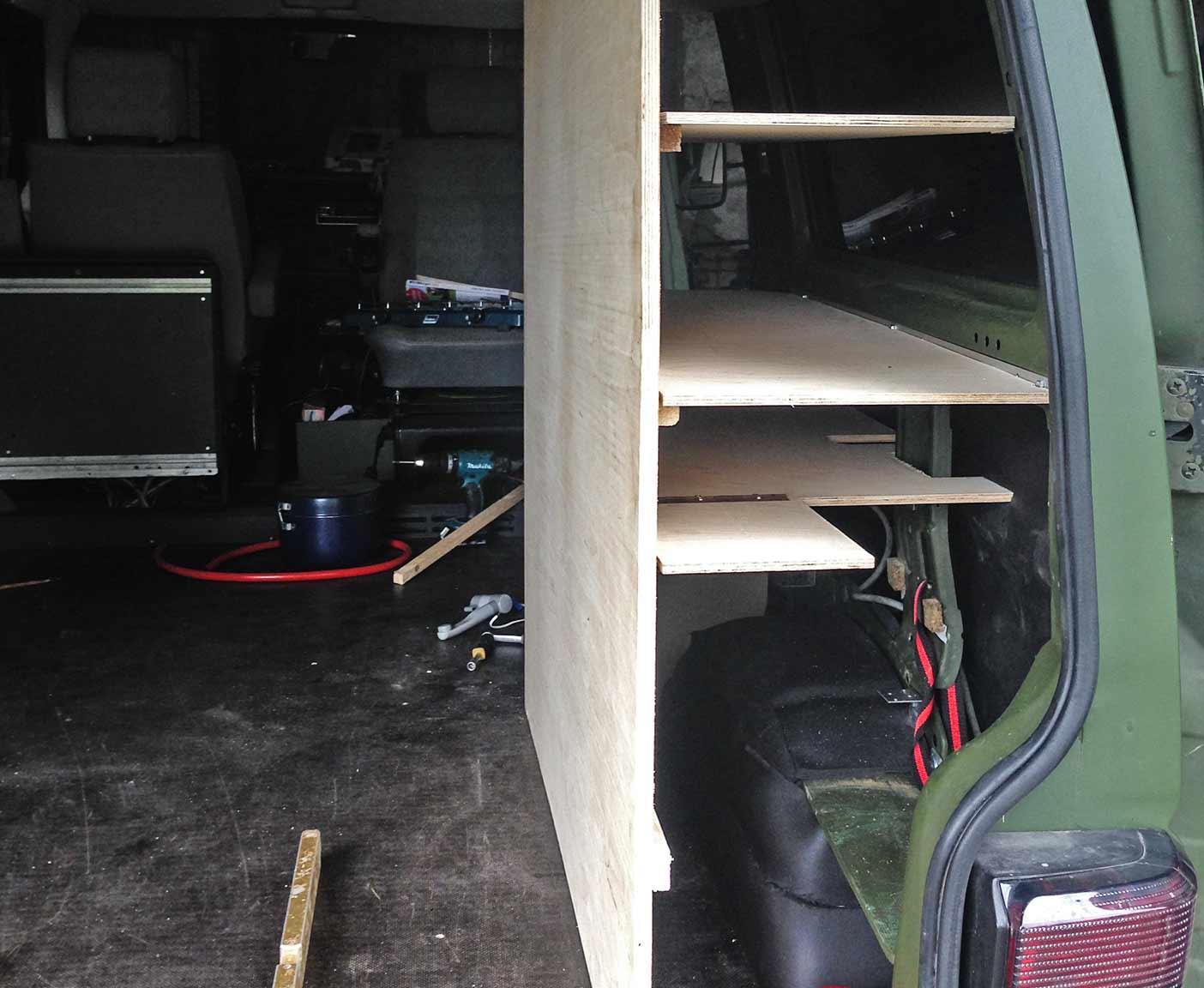 vw t4 syncro der kleine offroad transporter f r die. Black Bedroom Furniture Sets. Home Design Ideas