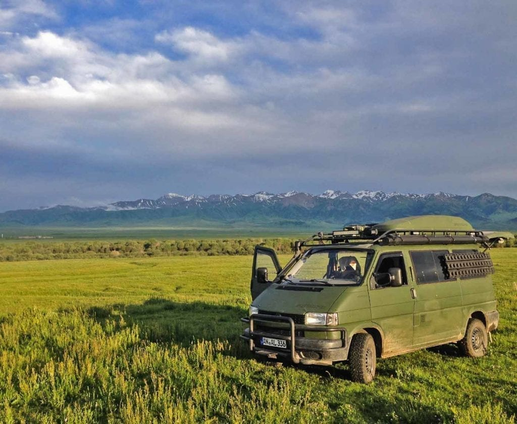 Four Wheel Campers The Best 14 Basic Vehicles With 4x4 For A Trip Around The World