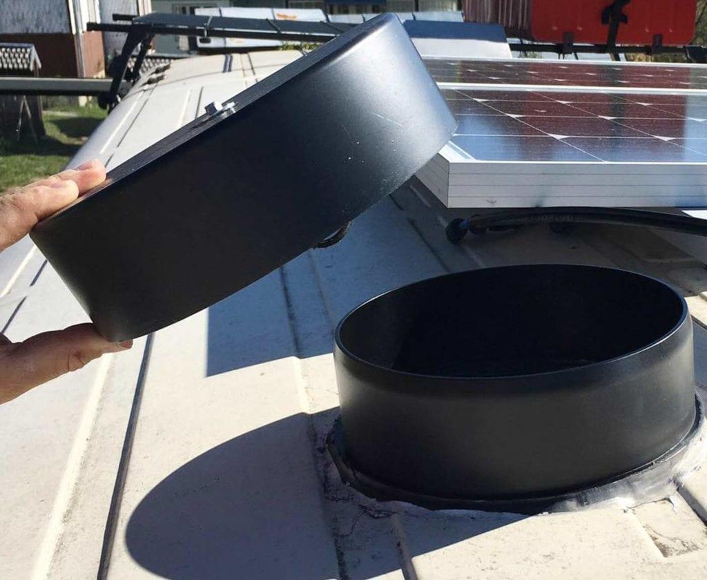 holzofen-im-wohnmobil-dachdurchführung-selber-bauen