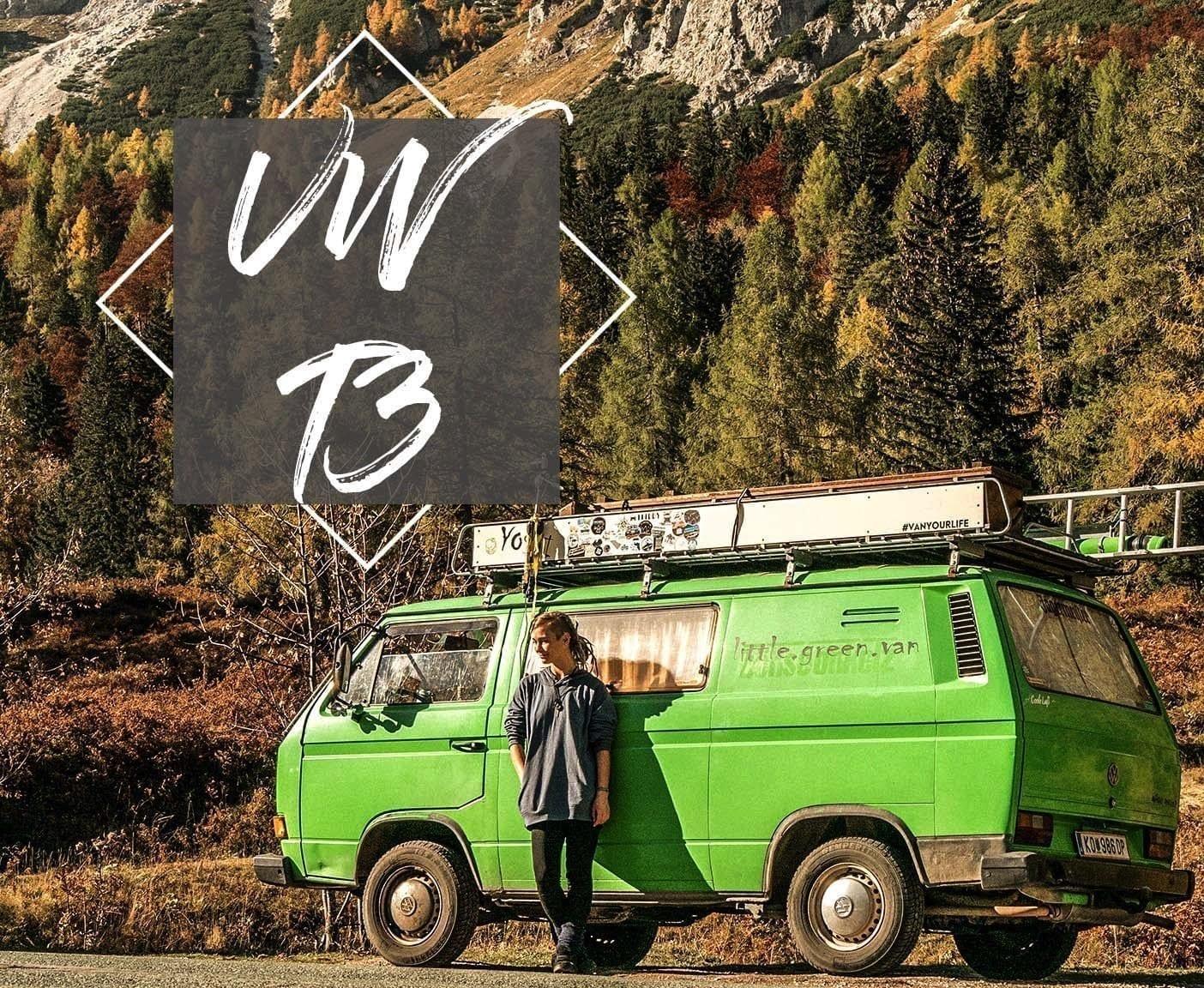 VW-T3-Bulli-Camper-Dachterasse-Selbstausbau