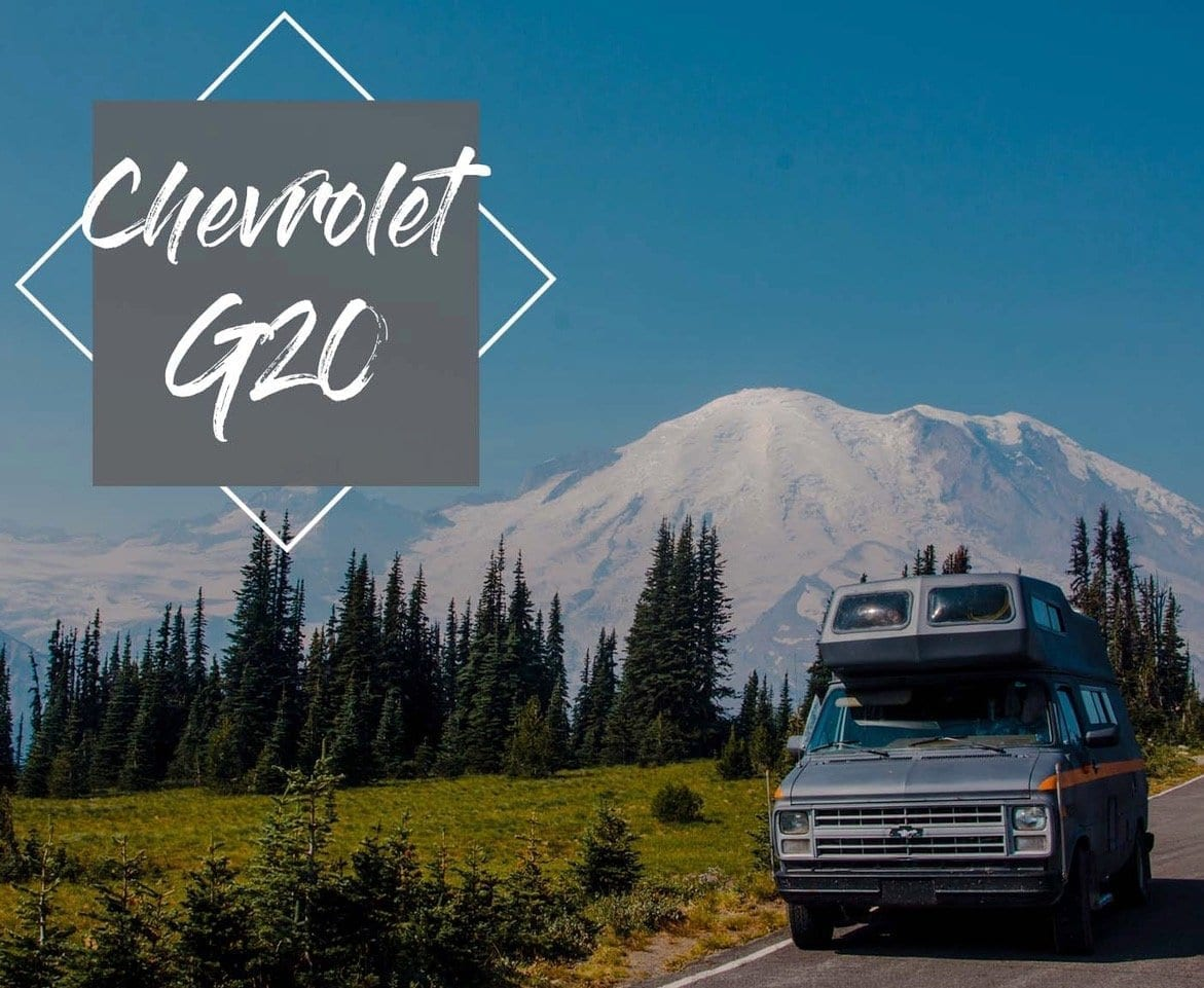9e73ca87d46392 Chevrolet G20 – Traveling photographer couple living in their self  converted van