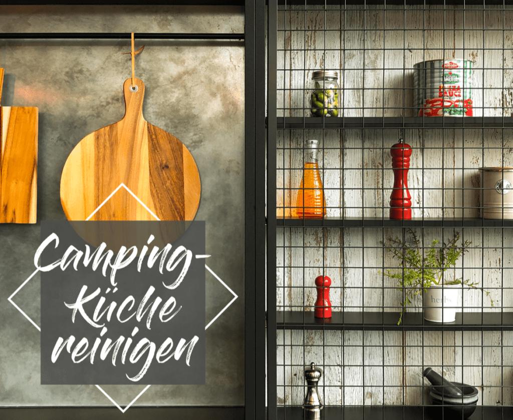 Camper reinigen-wohnwagen reinigen-hausmittel-wohnmobil reinigen und versiegeln-wohnmobil wachsen-camping küche reinigen