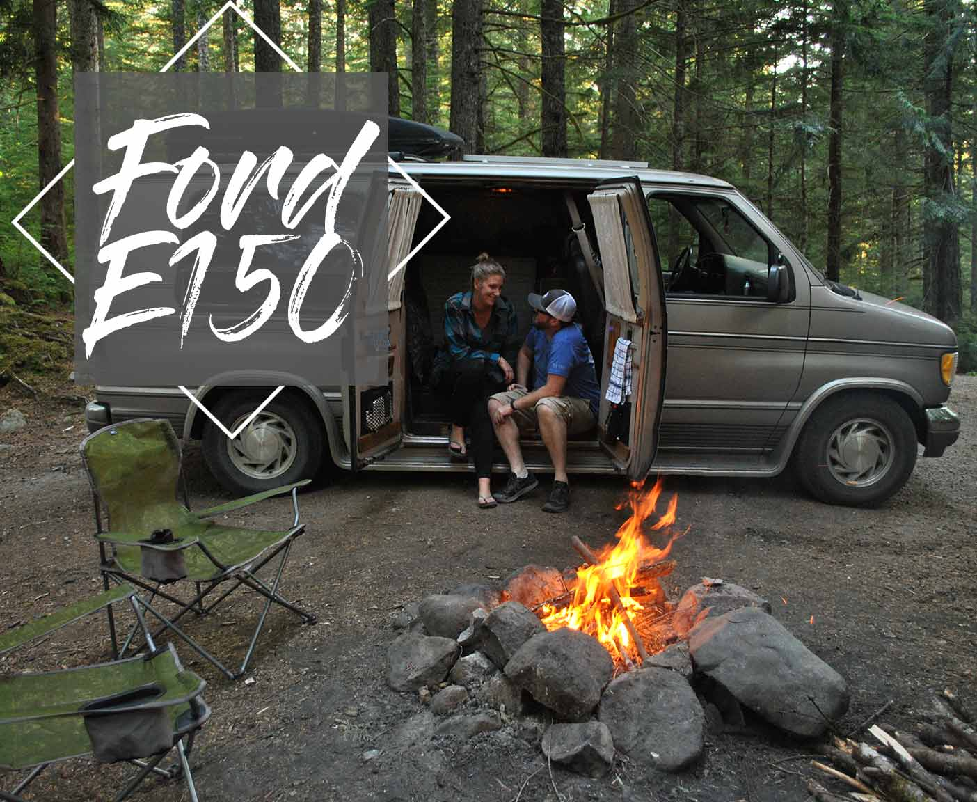 Ford E150 - more space for less money