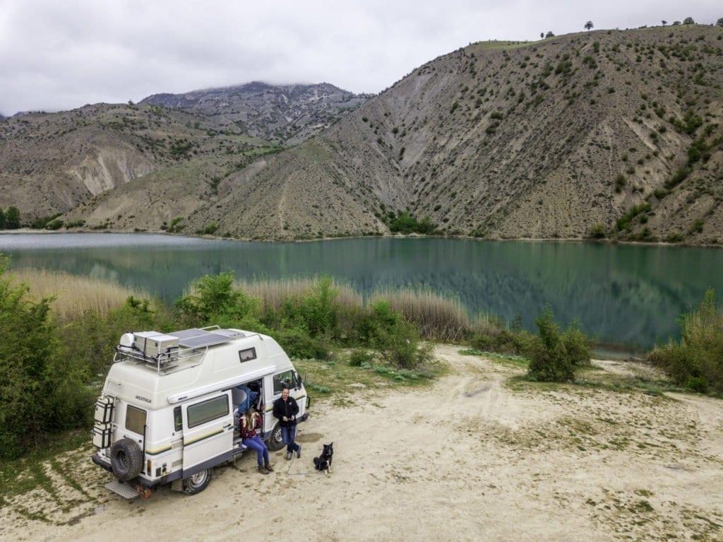 Volkswagen-VW-LT 28-Iran-Weltreise-Camper-Vanlife-Wohnmobil-Frei stehen-wild campen