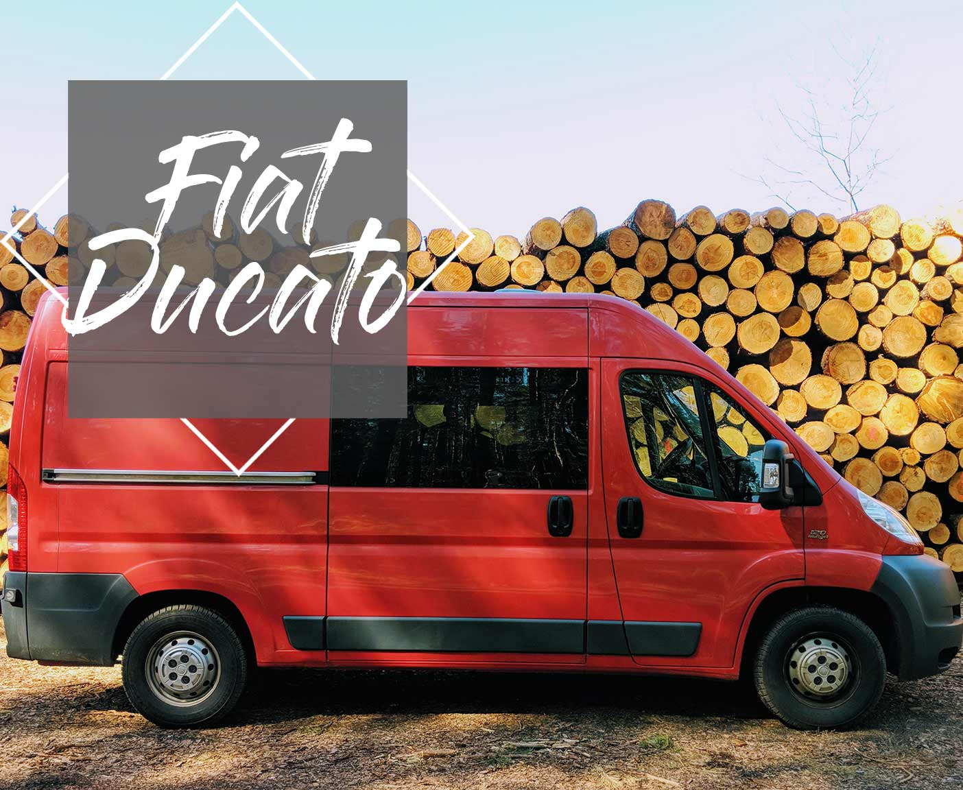 Fiat Ducato - From renting a van to buildinfg their own one