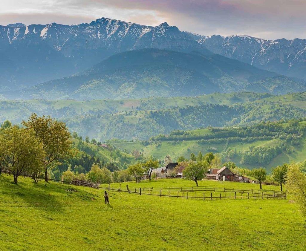 Rumänien mit dem Wohnmobil - die Kornkammer der Sowjetunion
