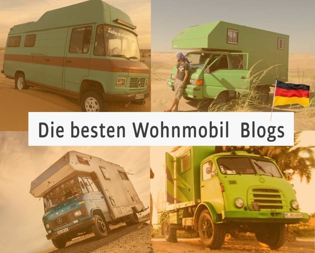 Wohnmobil Blog: Die Top 8 in Deutschland zum Thema Camping