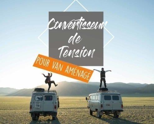 convertisseur-tension-van-fourgon-amenage-vanlife-12-v-230-electricite-batterie-cable-solaire-installation-onduleur-transformer