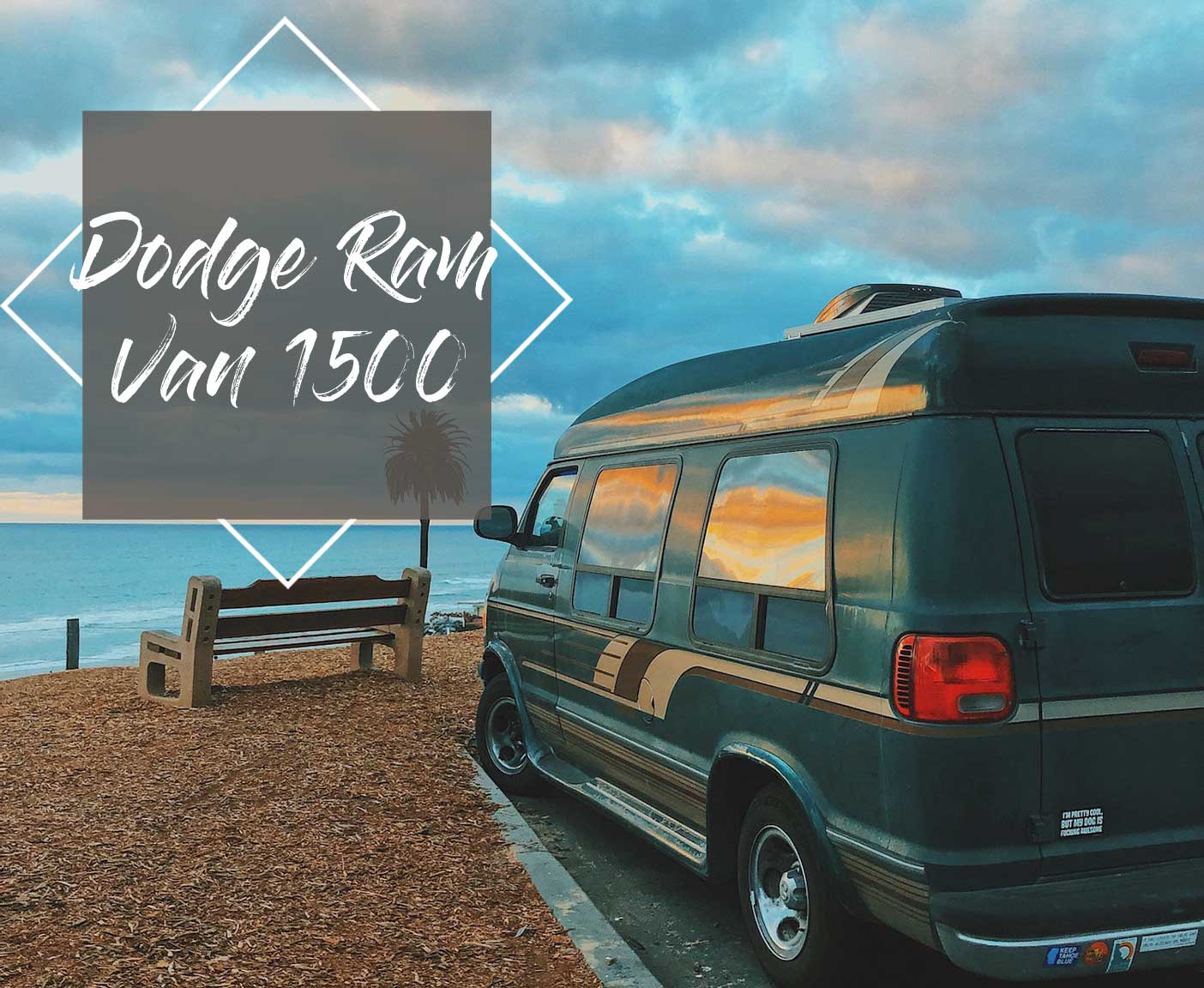 Dodge Ram Van 1500 The American Way Of Van Life