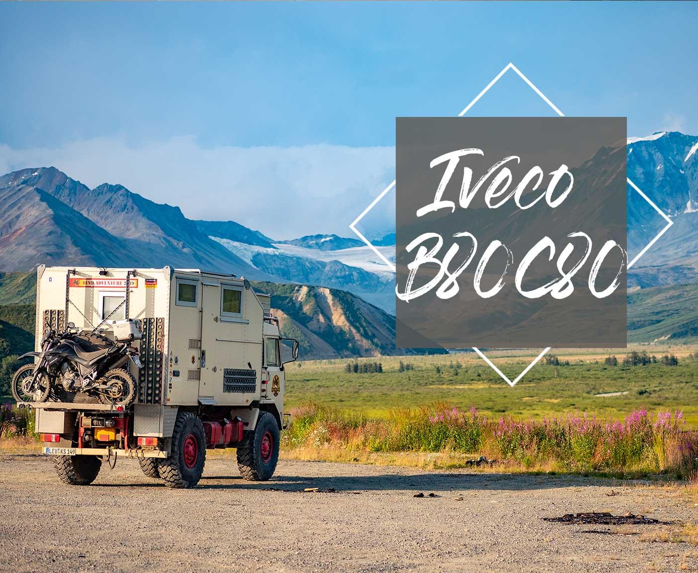 Iveco B80C80 wohnmobil expeditionsmobil reisen abenteuer