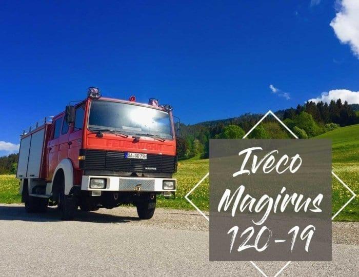 Iveco Magirus 120-19 - ein Berufsfeuerwehr LKW wird zum neuen Zuhause expeditionsmobil-wohmobil-rolling-home